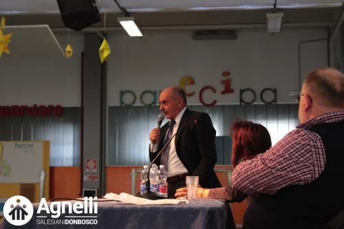 Incontro con Giuseppe Costanza